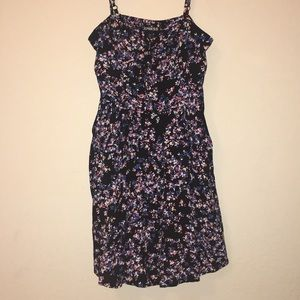 Floral Mini Dress from Express